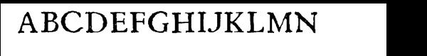 1589 Humane Bordeaux Normal  Frei Schriftart Herunterladen