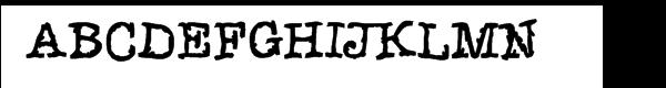Aargh! Heavy  免费字体下载