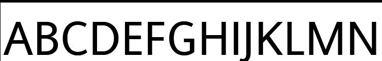 Andale Sans Regular  フリーフォントのダウンロード