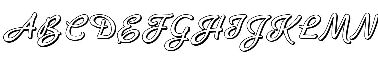 Banner  Frei Schriftart Herunterladen
