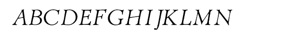Bergsland Italic  Free Fonts Download