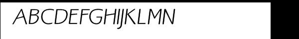 Bergsland Round Italic  Free Fonts Download