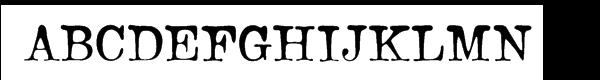 Bonsai™  Free Fonts Download