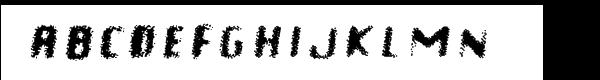 Braindead™ Skewed  Free Fonts Download