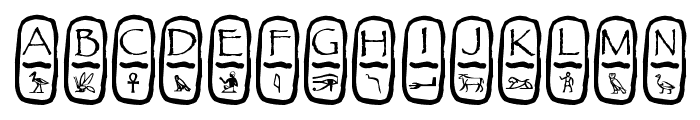 Cartouche  What Font is