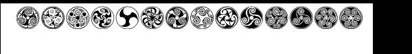 Celtic Ornaments BA  Free Fonts Download