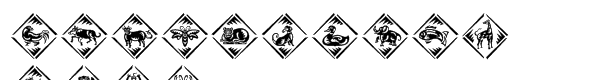 Critters Regular  les polices de caractères gratuit télécharger