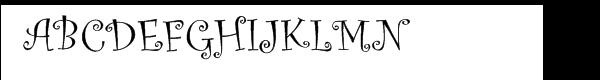 Curlz®  les polices de caractères gratuit télécharger