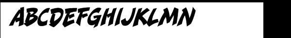 Danger Girl  Скачать бесплатные шрифты