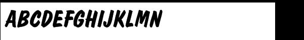 "Domâ""¢ Casual CE Bold Italic (D)  Fuentes Gratis Descargar"