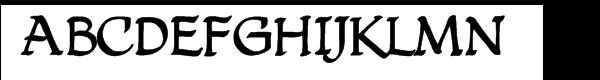 Dreamland Lower Regular  les polices de caractères gratuit télécharger