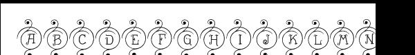 Driahn Decorative  font caratteri gratis