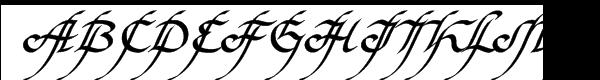 Elf EF Bold  免费字体下载