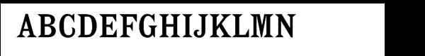 Etienne Cyrillic Regular  Fuentes Gratis Descargar