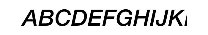 Europa Grotesque No. 2 SB Medium Italic OT  Free Fonts Download