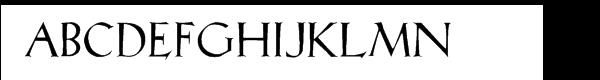 Eva Antiqua Heavy  Free Fonts Download