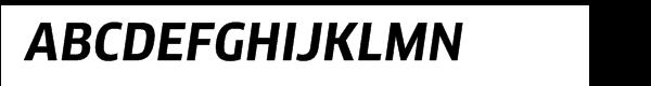 FF Clan Narrow Bold Italic  नि: शुल्क फ़ॉन्ट्स डाउनलोड