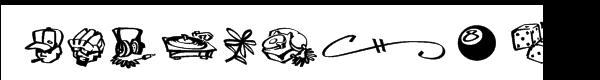 FF Marker Icons  免费字体下载