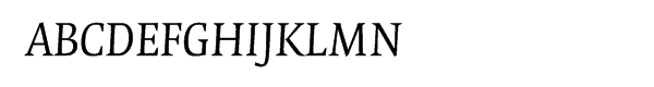 FF Quadraat Cyrillic Italic  フリーフォントのダウンロード