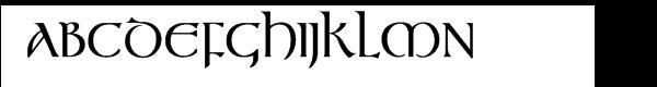 Gandalf EF  Free Fonts Download