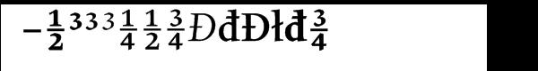 Gilgamesh™ Bold OS  Free Fonts Download