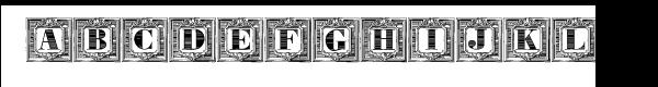 Gras Vibert Handtooled Capitals  Free Fonts Download