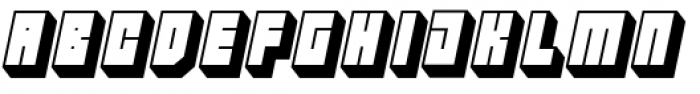 Hounslow Shadow Italic  Free Fonts Download