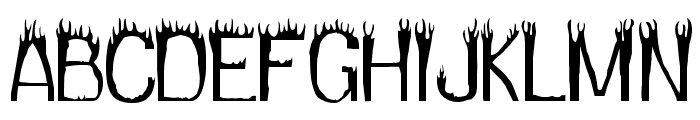 Hothead  What Font is