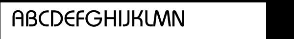 ITC Bauhaus® Medium  Free Fonts Download