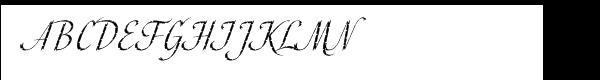 ITC Cali™  Free Fonts Download