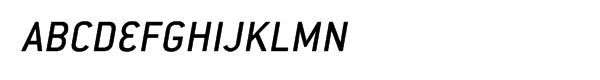 ITC Conduit Pro Medium Italic  नि: शुल्क फ़ॉन्ट्स डाउनलोड