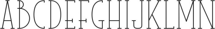 Kalopsia Slab ttf (300)  免费字体下载