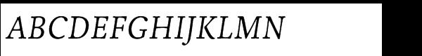 Livory Std Regular Italic  Free Fonts Download