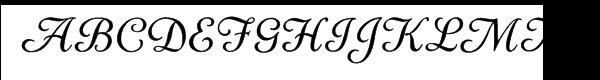LTC Cloister Cursive  Free Fonts Download