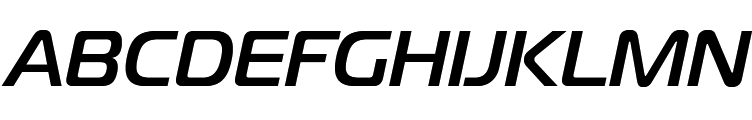 Magistral Medium Italic  Free Fonts Download