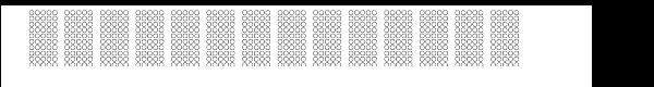 Martian Telex Grid  免费字体下载