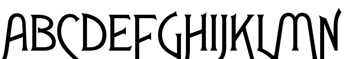 OPTIArt-Gothic  What Font is