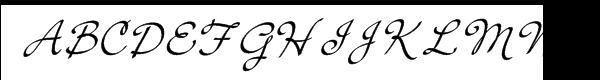 P22 Cruz Calligraphic  Frei Schriftart Herunterladen