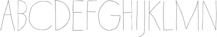Paris Light otf (300)  フリーフォントのダウンロード