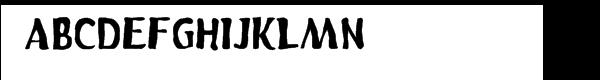 Persona™ Regular  Free Fonts Download