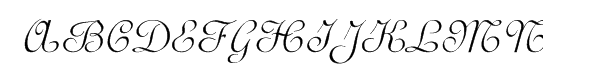 Perugia Cursive  What Font is