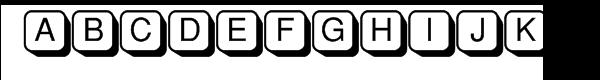 PIXymbols Shadowkey Italic  Free Fonts Download