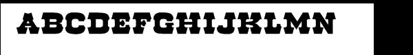 Red Dog Saloon  Frei Schriftart Herunterladen