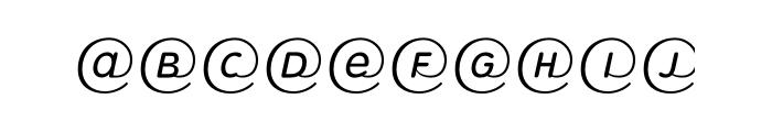 RoundMail OT  les polices de caractères gratuit télécharger