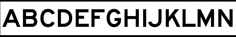SAA Series E Standard  Free Fonts Download