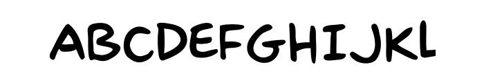 Scott McCloud Semi Bold OT  les polices de caractères gratuit télécharger