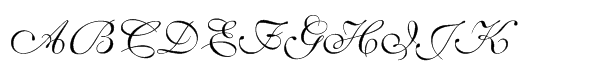 Shelley® Script Volante  What Font is