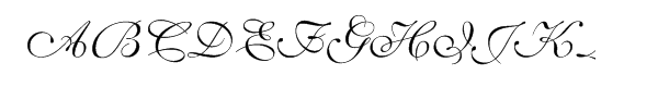 Shelley™ Volante Script  What Font is