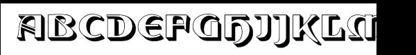 Tinteretto Outline  les polices de caractères gratuit télécharger