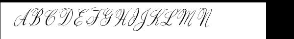 Valentine Medium Italic  les polices de caractères gratuit télécharger